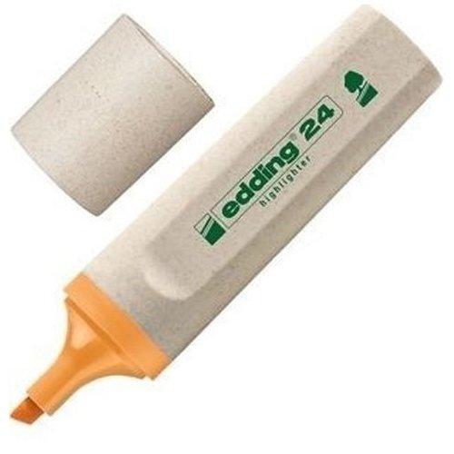 Текстмаркер EcoLine, 2-5 мм, оранжевый