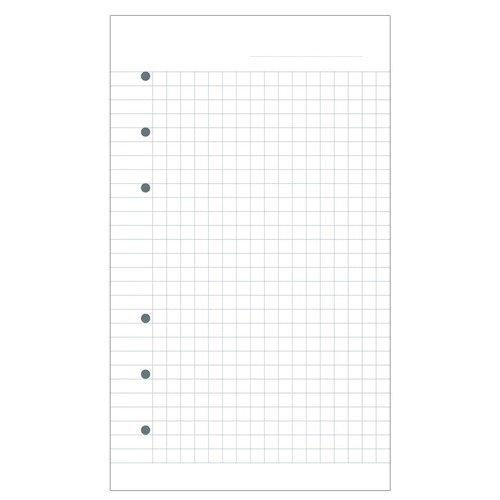 """Сменный блок """"Optimal"""", 80 листов, в клетку, 10 х 17 см"""
