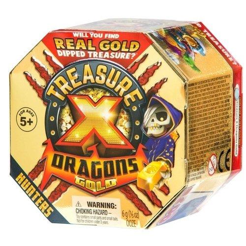 """Набор """"Treasure X. Золото драконов"""": охотник, сокровище"""