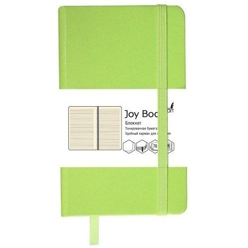 Блокнот Joy Book А6-, 96 листов, в линейку, салатовый цена