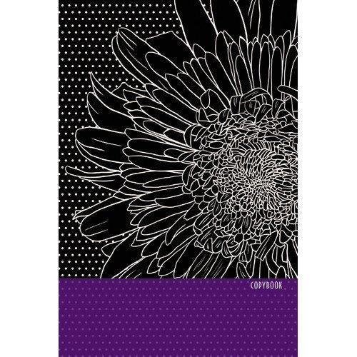 Тетрадь Прекрасный цветок А5, 80 листов, в клетку ульяновский дом печати тетрадь 80 листов в клетку то 508