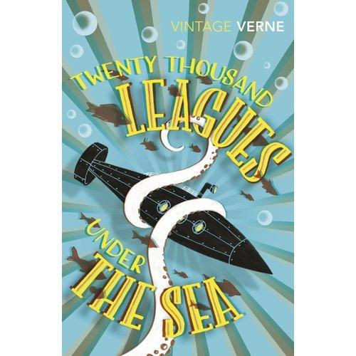 Twenty Thousand Leagues Under the Sea verne j 20 000 leagues under the sea activity book