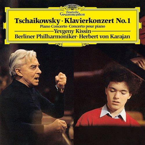 Karajan, Herbert von Tchaikovsky - Piano Concerto No.1- Scriabin: Four Pieces herbert von karajan j strauss