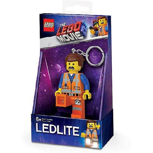 """Брелок-фонарик для ключей """"Lego Movie. Emmet"""""""