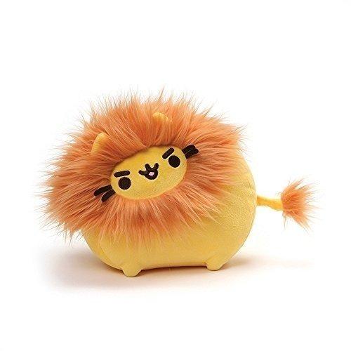 Купить Игрушка плюшевая Пушин-лев , 33 см, Gund, Мягкие игрушки