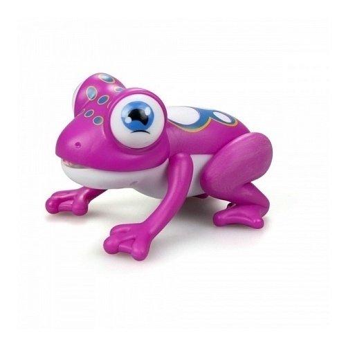 Купить Интерактивная игрушка Лягушка Глупи , розовая, Silverlit, Интерактивные игрушки