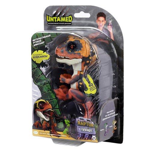 Купить Интерактивный динозавр Блейз , 12 см, WowWee, Интерактивные игрушки