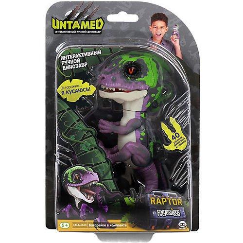 Купить Интерактивный динозавр Рейзор , 12 см, WowWee, Интерактивные игрушки