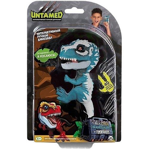 Купить Интерактивный динозавр Айронджо , 12 см, WowWee, Интерактивные игрушки