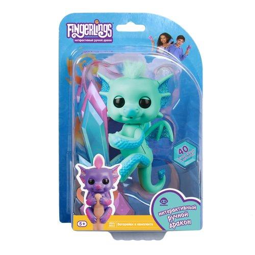 Купить Интерактивный дракон Ноа , 12 см, WowWee, Интерактивные игрушки