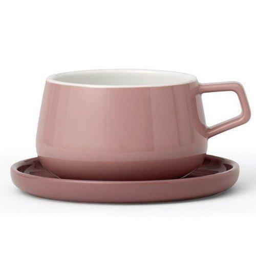 """Чайная чашка с блюдцем """"Ella"""", 300 мл"""
