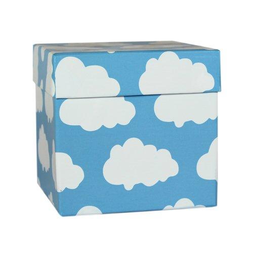 "Коробка подарочная ""Облака"", 10 х см"