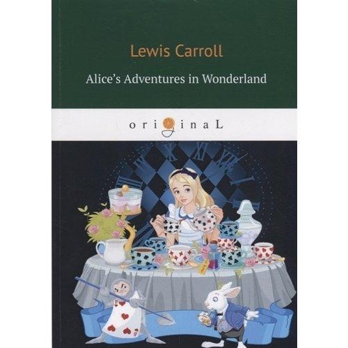 Alice's Adventures in Wonderland carrol l alice s adventures in wonderland