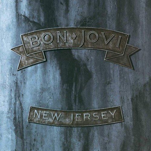Виниловая пластинка Bon Jovi - New Jersey