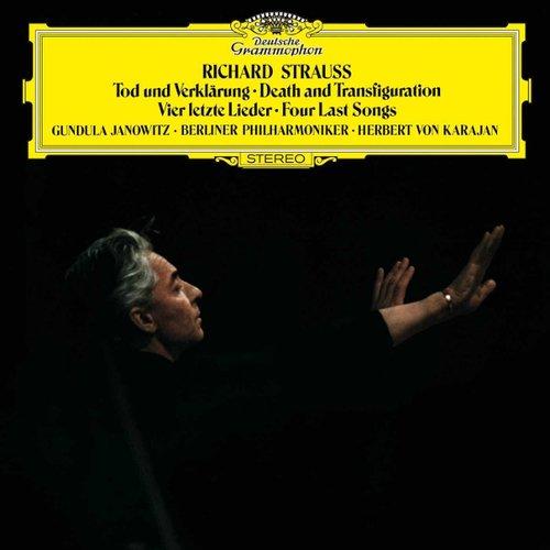 Herbert von Karajan - Strauss R.: Tod Und Verklarung; Vier Letzte Lieder r strauss 5 lieder op 47