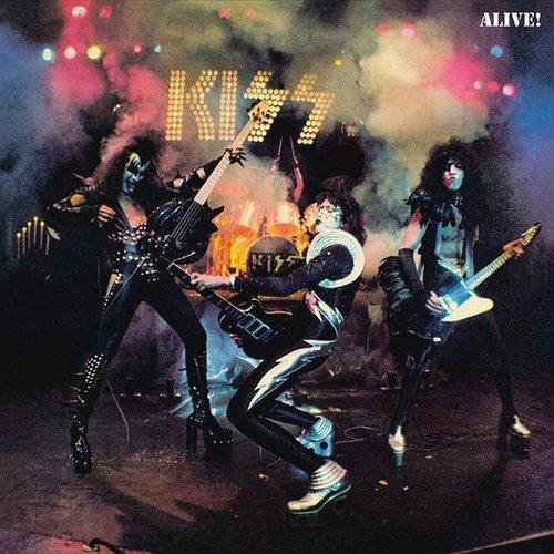 Kiss - Alive! you choose