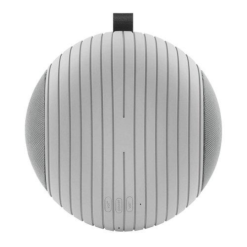 Портативная акустика Lira Gray магнитной левитации самовращение стерео bluetooth для беспроводной динамик с nfc функциикомпьютерные колонки