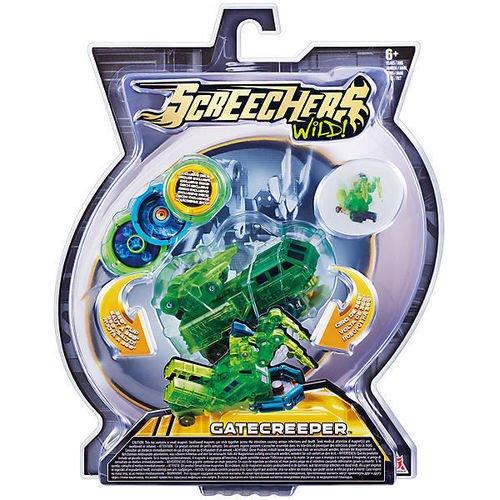 Машинка-трансформер Гейткрипер л2 игрушка машинка трансформер дикие скричеры гейткрипер л2 тм screechers wild 34826