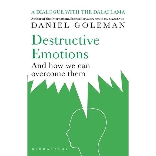 Destructive Emotions delusion pубашка