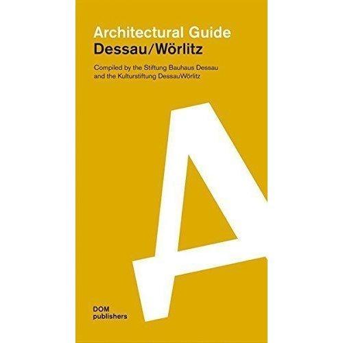 Architectural guide Dessau