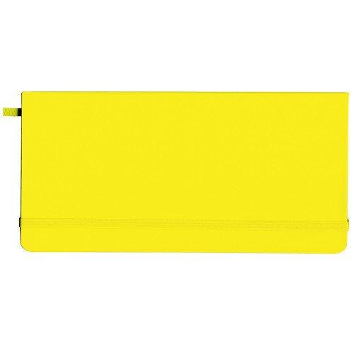Планинг карманный недатированный Joy Book, 64 листа, лимонный