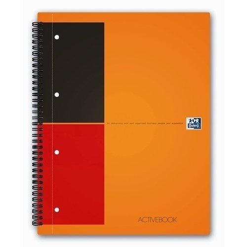 Бизнес-тетрадь International ActiveBook A4+, 80 листов, в линейку еж стайл тетрадь a little sleep любовь в линейку 38 листов