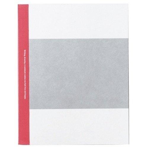 """Блокнот """"W-Note"""", 50 листов, серебристый"""