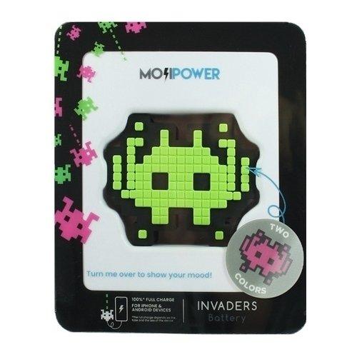 Фото - Аккумулятор INVADERS, 2600 мАч mojipower аккумулятор mojipower pizza