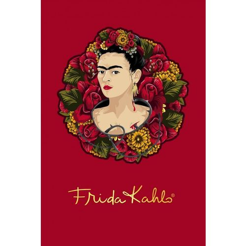 Тетрадь Фрида Кало, А5, 40 листов, в линейку блокнот для гениальных идей