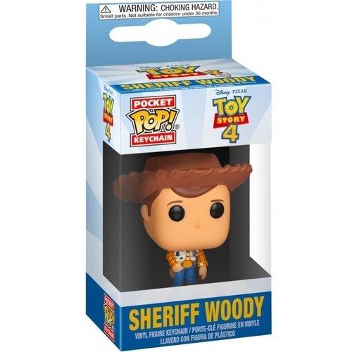 "Брелок Pocket POP! ""Disney. Toy Story 4. Woody"""