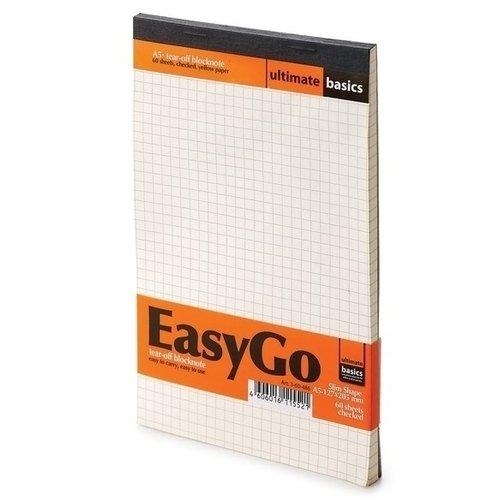 Блокнот Ultimate Basics А5, 60 листов, в клетку блокнот noname ultimate basics easy go 60 листов цвет желтый оранжевый
