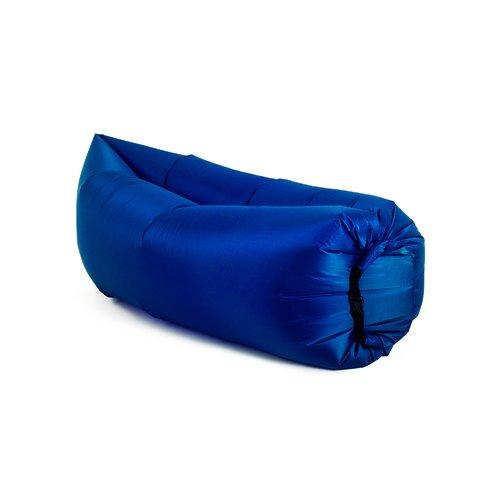"""Надувной диван """"Биван Классический"""", синий"""