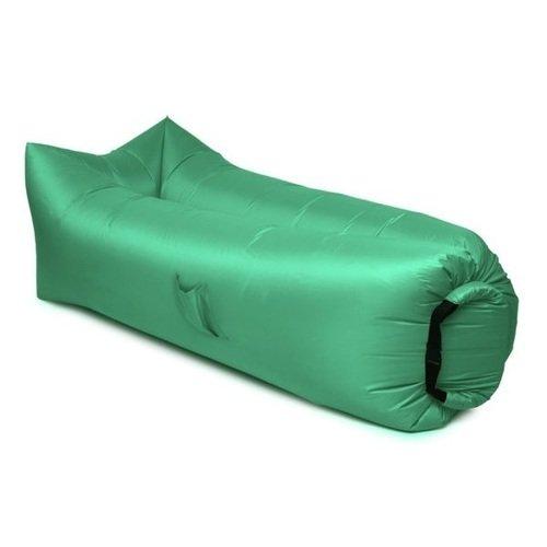 """Надувной диван """"Биван 2"""", зеленый"""