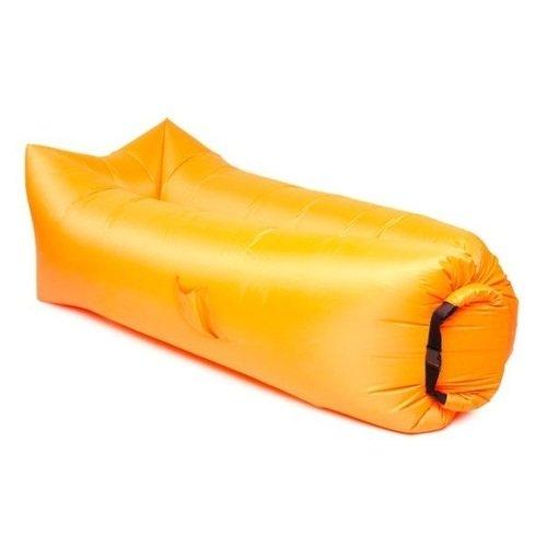 """Надувной диван """"Биван 2"""", оранжевый"""