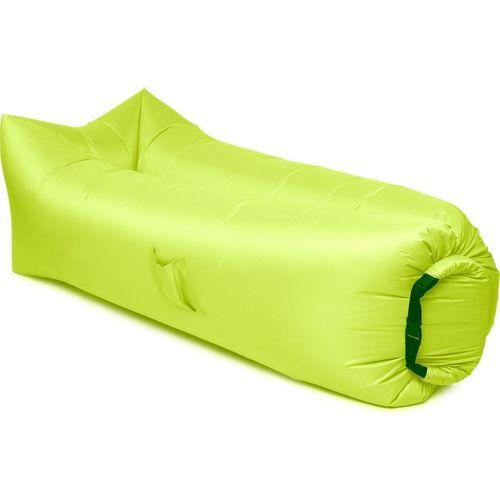 """Надувной диван """"Биван 2"""", лимонный"""
