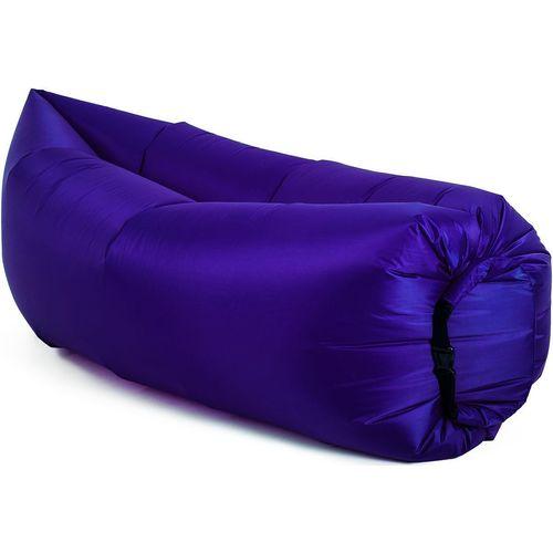 """Надувной диван """"Биван Классический"""", фиолетовый"""