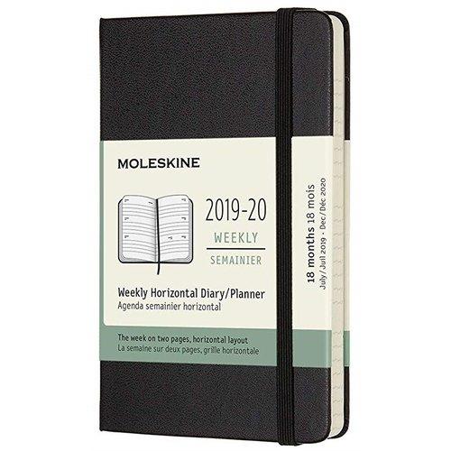 Фото - Еженедельник датированный на 18 месяцев Academic Horizontal Pocket, 208 страниц, 9 x 14 см еженедельник датированный на 18 месяцев academic 592 страницы 13 х 21 см красный