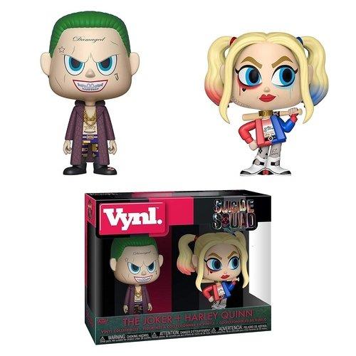 Фигурка VYNL Suicide Squad 2PK The Joker & Harley Quinn