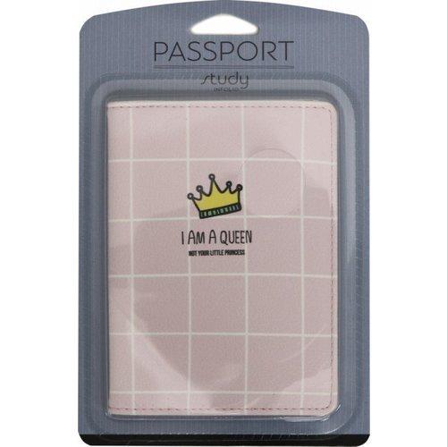 Обложка для паспорта Funny