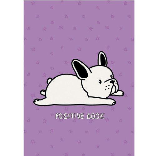 Книги для записей PositiveBook А6, 64 листа записная книжка подарок для енота 64 листа а6