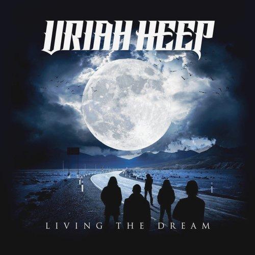 Uriah Heep - Living The Dream printio uriah heep
