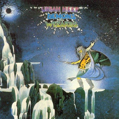 Uriah Heep - Demons And Wizards printio uriah heep
