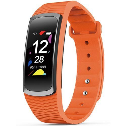 Фитнес-браслет B3, оранжевый цена