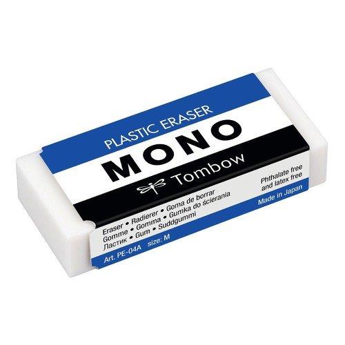 "Ластик ""MONO Eraser"" M, 55 х 23 11 мм"