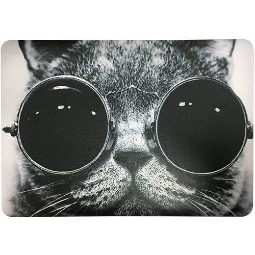 """цена на Чехол-накладка для Macbook Air 13 """"A1932 Chic Cat"""""""