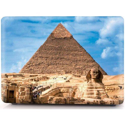 "Чехол-накладка для Macbook Pro 15 ""A1707 Pyramid"""