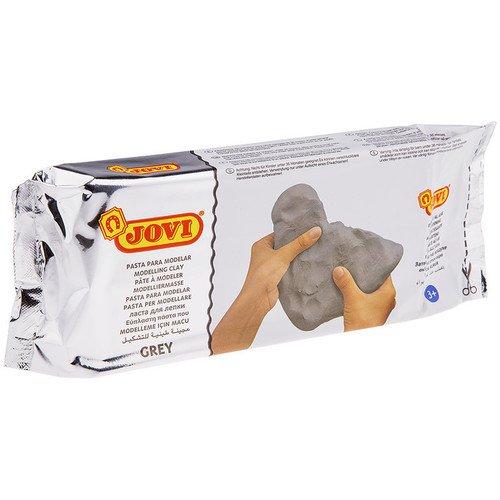 Паста для моделирования, отвердевающая, 1 кг, серая паста для моделирования отвердевающая 500 г серая