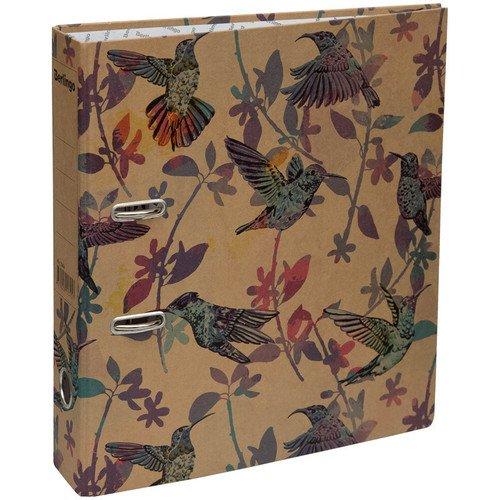 Папка-регистратор Hummingbird, 70 мм expert complete папка регистратор 2 кольца крафт с дизайном флора