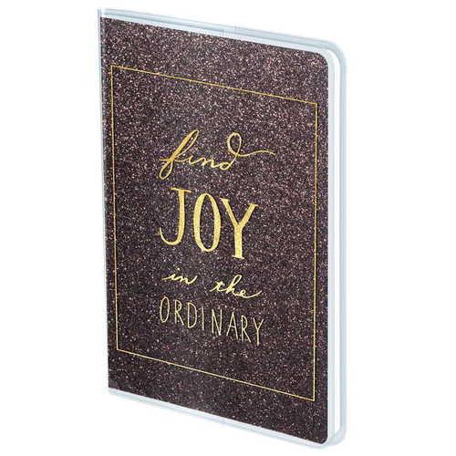 """Записная книжка """"Find joy"""" B6, 80 листов, в клетку"""