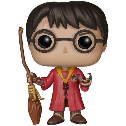 Купить Фигурка POP! Harry Potter Quidditch Harry , Funko, Мир героев